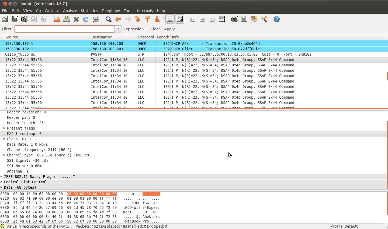 Wireshark-running-on-MacbookPro