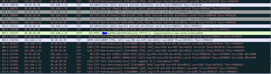 TCP Fast Re-transmission