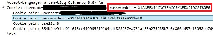 dear all, can you please interpret the password in the attached photo, i.e from hex to text so i can use it for login